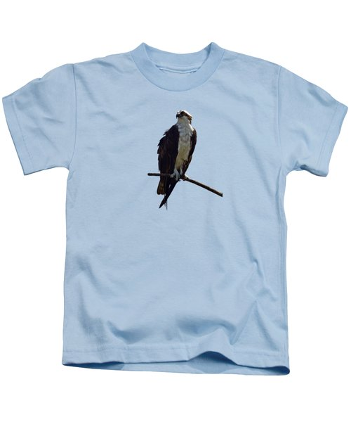 Osprey Kids T-Shirt by Deborah Good