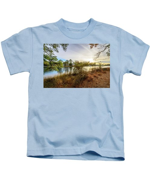 Over The River Kids T-Shirt