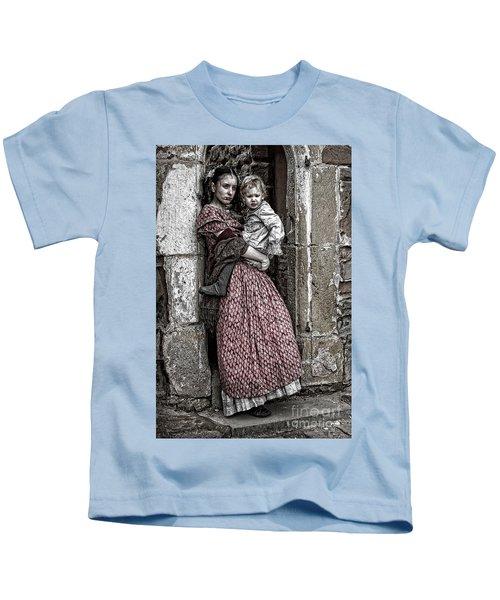 Ragged Victorians Kids T-Shirt
