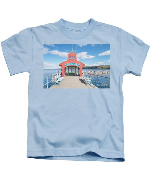 Seneca Lake Kids T-Shirt