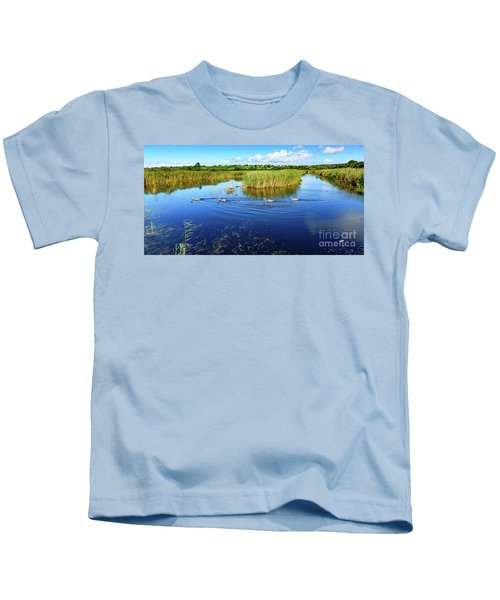 Somerset Levels Kids T-Shirt