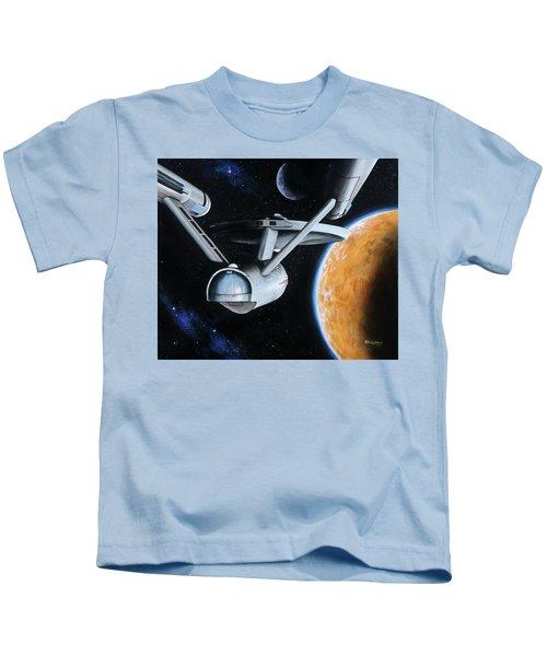 Standard Orbit Kids T-Shirt