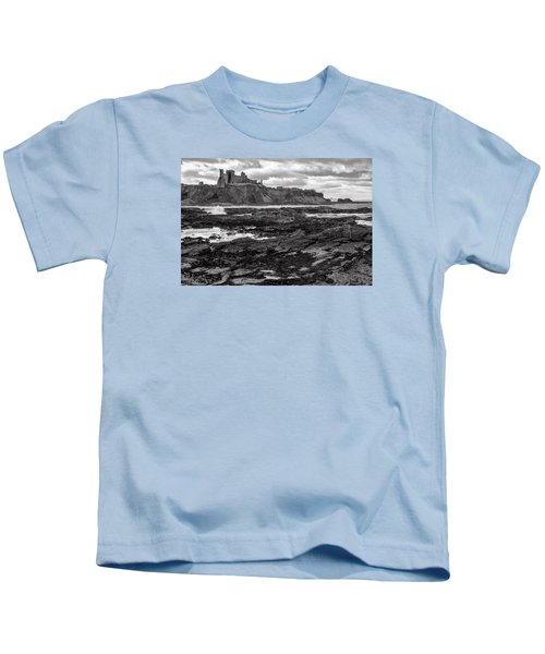 Tantallon Castle Kids T-Shirt