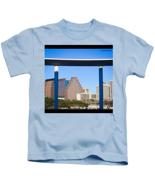 The Calm Before The #sxsw Storm - The Kids T-Shirt