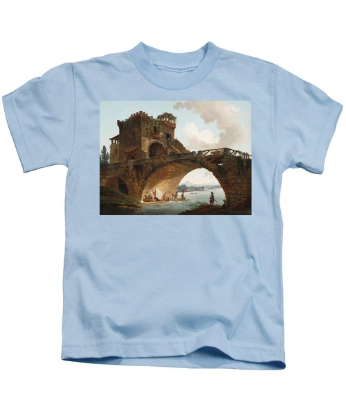 The Ponte Salario Kids T-Shirt