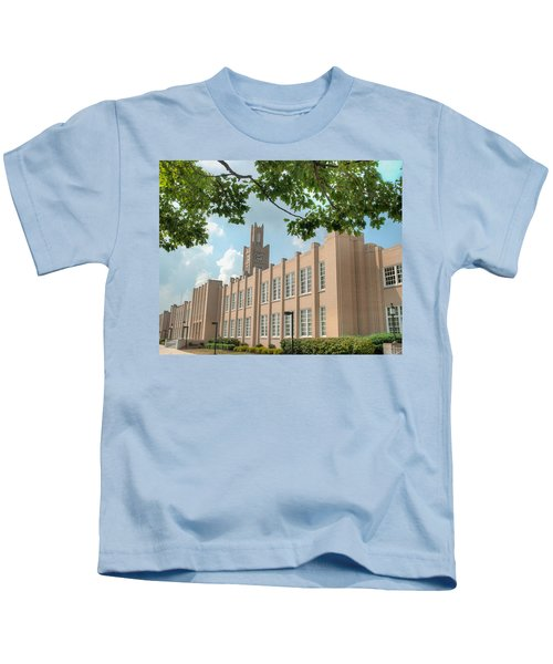 The School On The Hill Kids T-Shirt