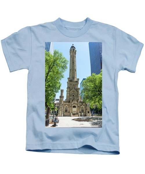 The Water Tower Kids T-Shirt