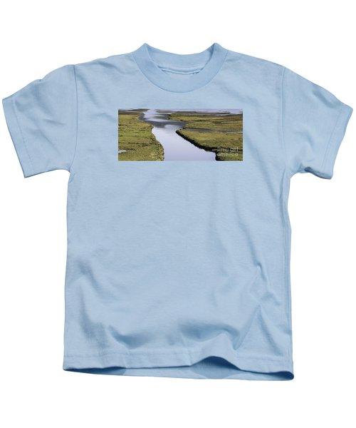 Tomales Marsh Kids T-Shirt
