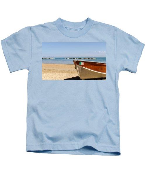 Waiting Summer Kids T-Shirt