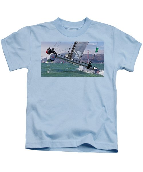 Rolex Regatta San Francisco Kids T-Shirt
