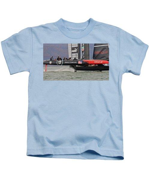 America's Cup San Francisco Kids T-Shirt