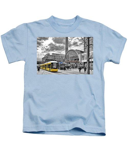 Berlin Alexanderplatz Kids T-Shirt