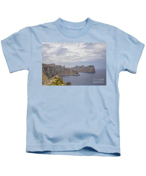 Cap De Formentor Kids T-Shirt