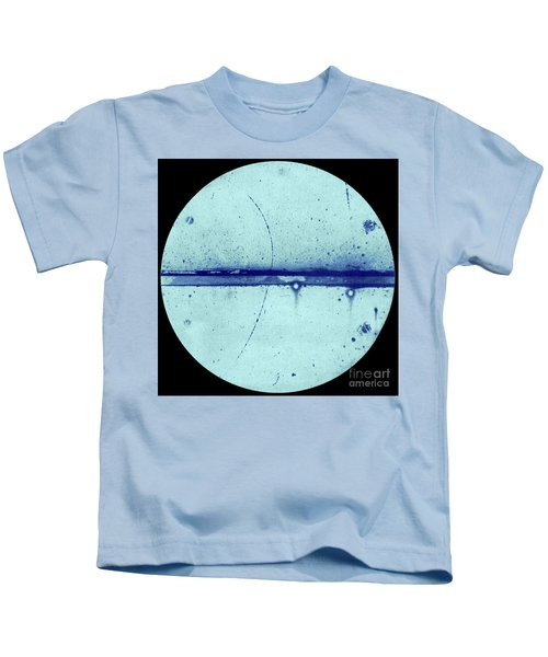 Discovery Of The Positron, 1932 Kids T-Shirt