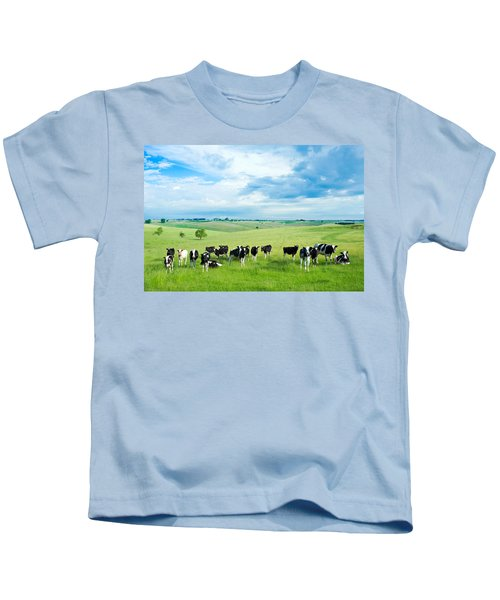 Happy Cows Kids T-Shirt