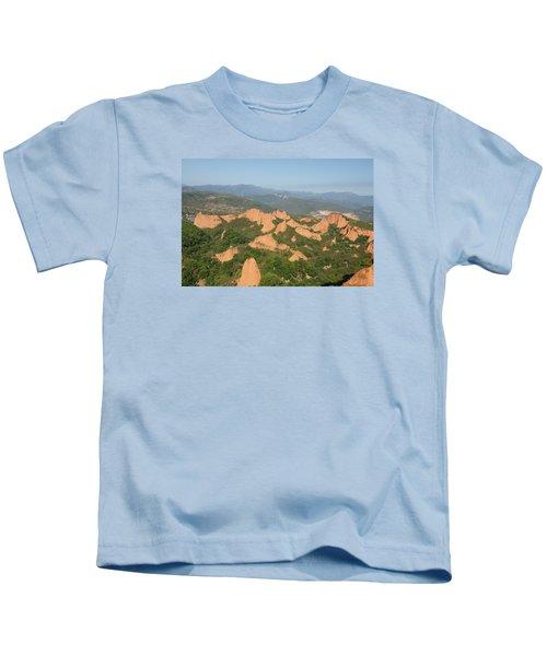 Las Medulas Kids T-Shirt