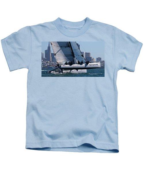 Rolex Big Boat Series Start Kids T-Shirt
