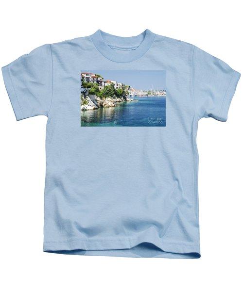 Skiathos Island, Greece Kids T-Shirt