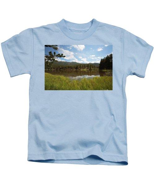 Sprague Lake Kids T-Shirt