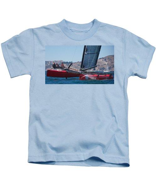 Upwind Spray Kids T-Shirt