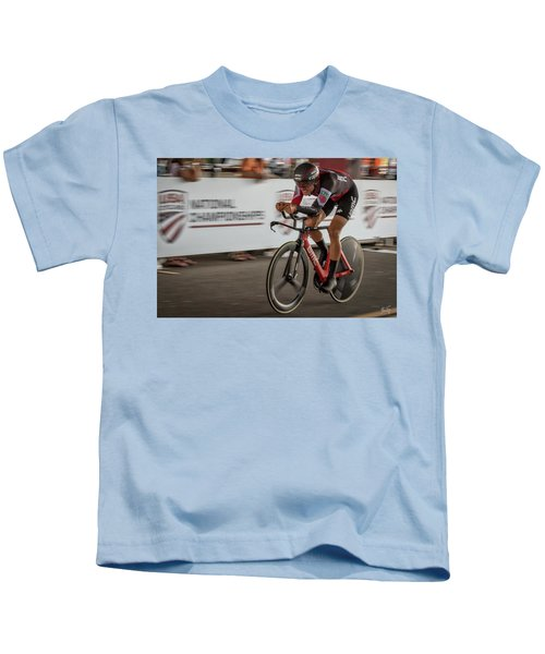 2017 Time Trial Champion Kids T-Shirt