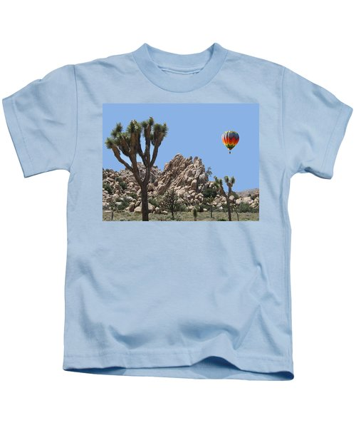 Joshua Landing Kids T-Shirt