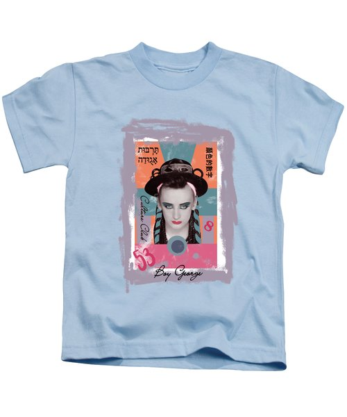 Boy George  Kids T-Shirt