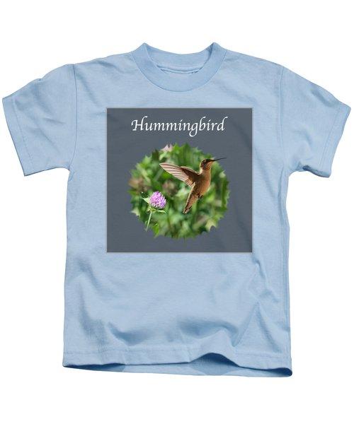 Hummingbird Kids T-Shirt