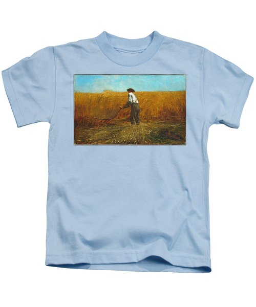 The Veteran In A New Field Kids T-Shirt