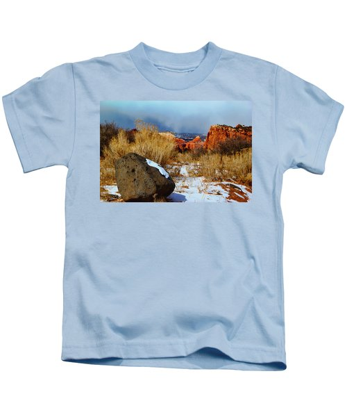 Captiol Reef National Park  Kids T-Shirt