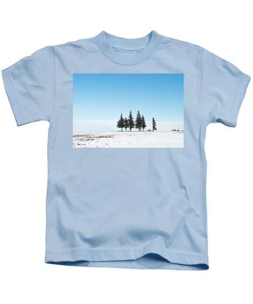 6 Pines And The Moon Kids T-Shirt
