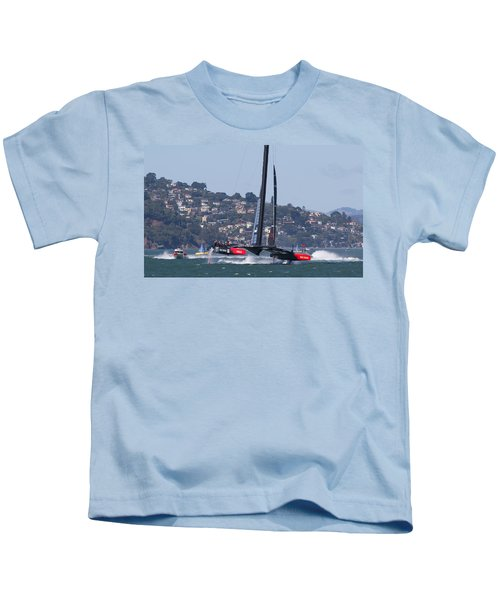 America's Cup 34 Kids T-Shirt