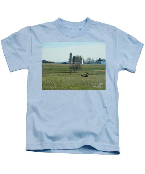 A Clear November Day Kids T-Shirt
