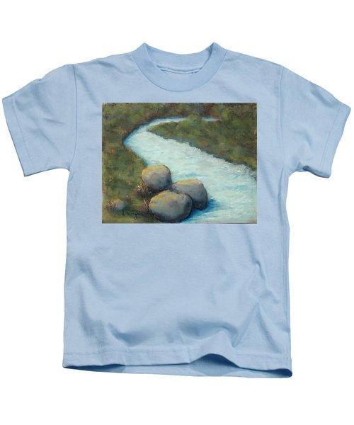 A Cool Dip Kids T-Shirt