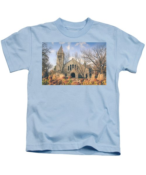 A Fine Autumn Day Kids T-Shirt