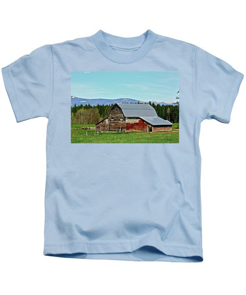 A Peaceful Place Kids T-Shirt