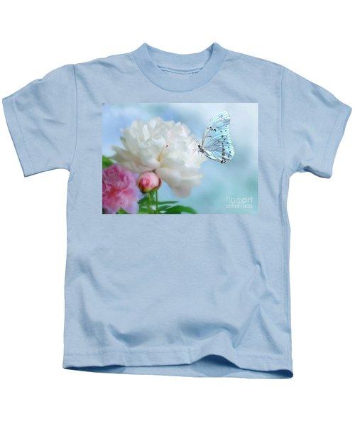 A Soft Landing Kids T-Shirt