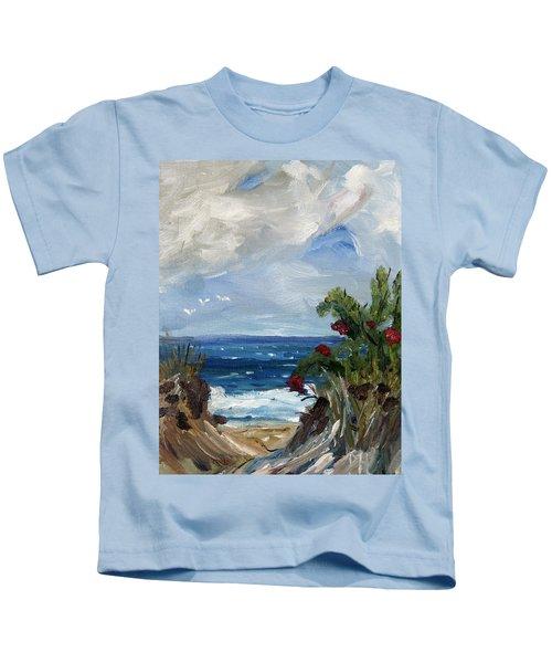 A Welcoming Way Kids T-Shirt