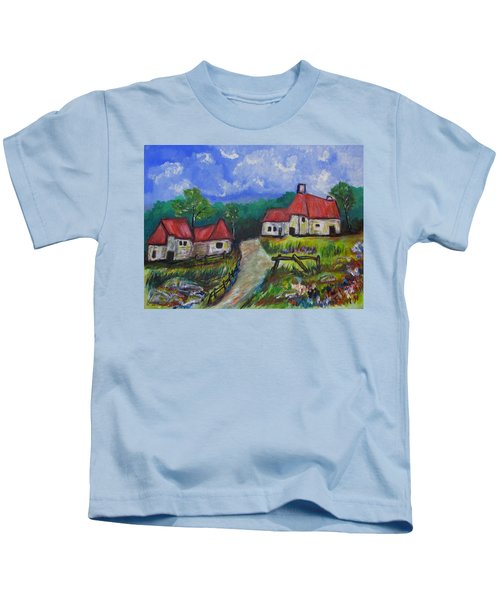 Abandoned Farm Kids T-Shirt