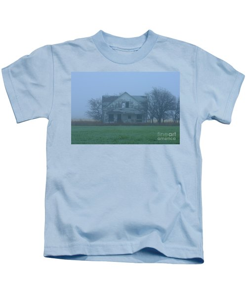 Abandoned In Oklahoma Kids T-Shirt