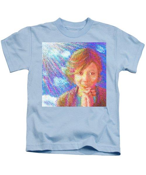 Abiding In Faith Kids T-Shirt