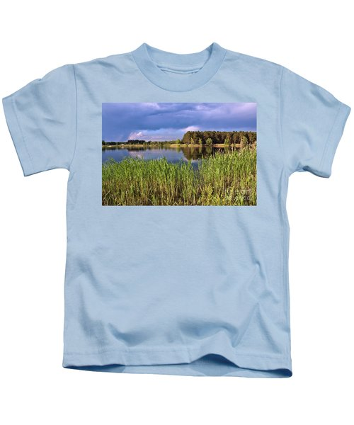 After The Rain Poetry Kids T-Shirt