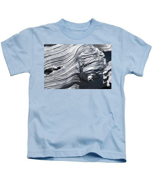 Aging Of Time Kids T-Shirt