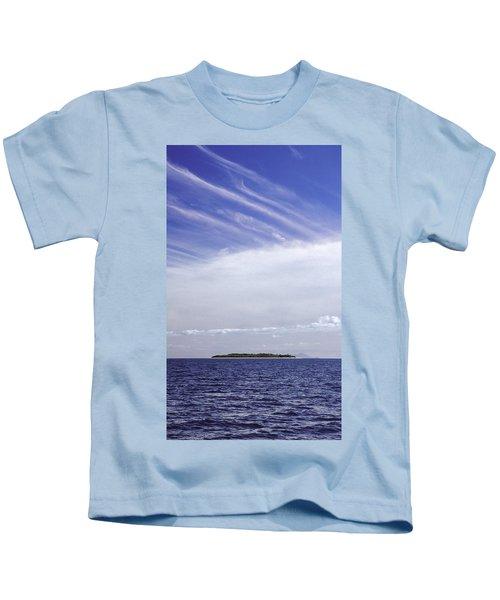 Ahoy Bounty Island Resort Kids T-Shirt