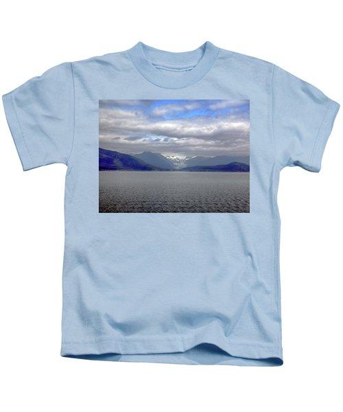Alaskan Coast 2 Kids T-Shirt