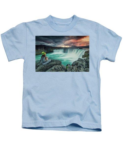 Alca000001 Kids T-Shirt