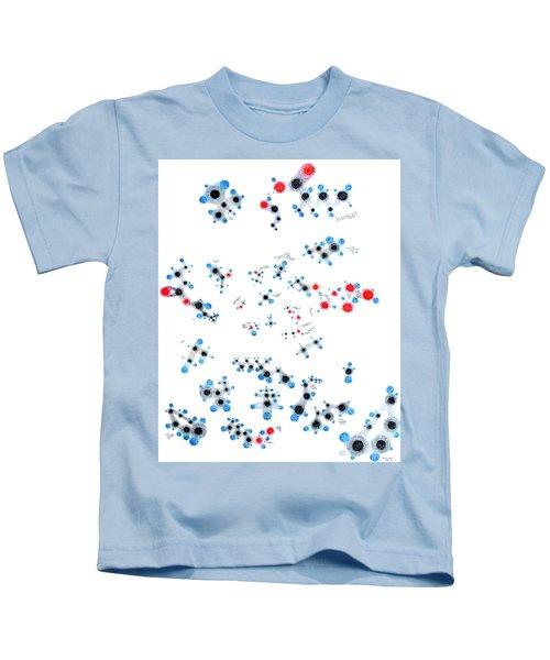 Alkanes And Friends Kids T-Shirt
