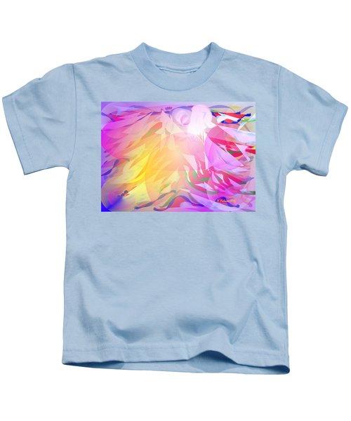 All I Need Is An Angel Kids T-Shirt