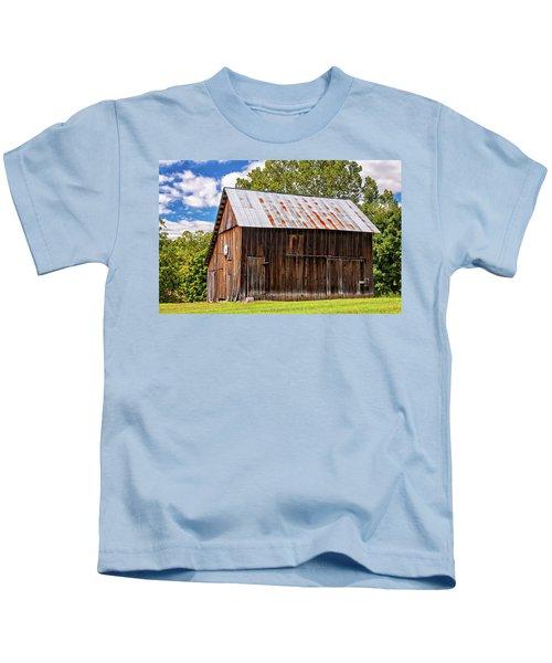 An American Barn 2 Kids T-Shirt