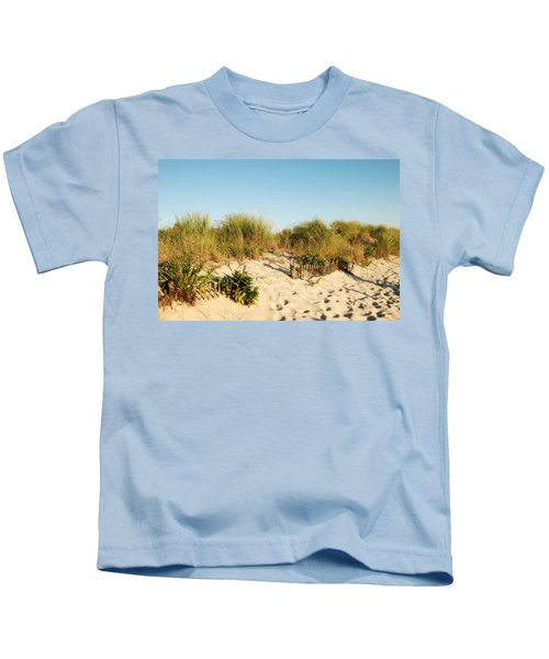 An Opening In The Fence - Jersey Shore Kids T-Shirt